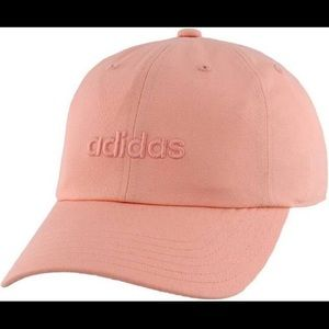 Light Pink Adidas Hat